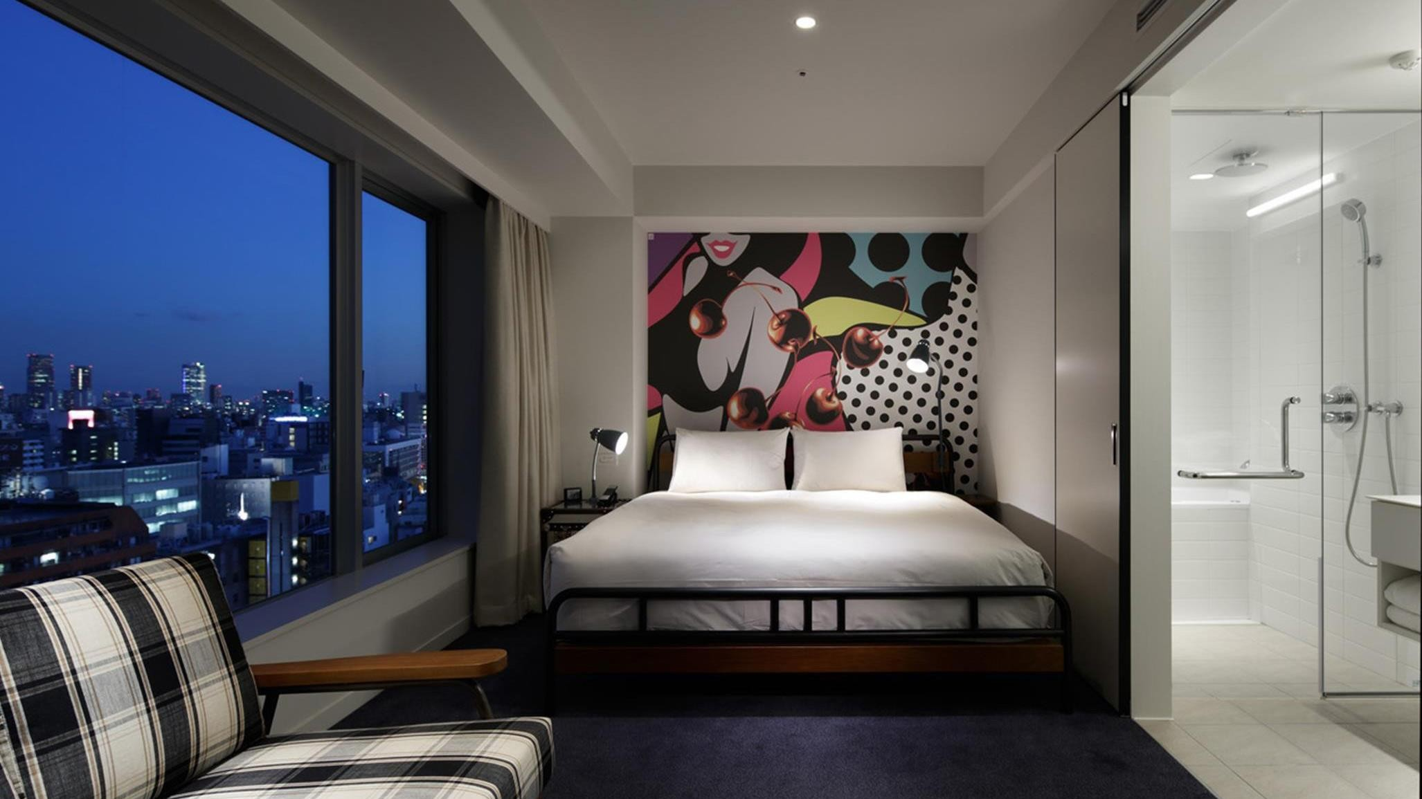 Boutique Hotel tokyo Shinjuku Beautiful Shinjuku Granbell Hotel In tokyo Best Hotel Rates Vossy