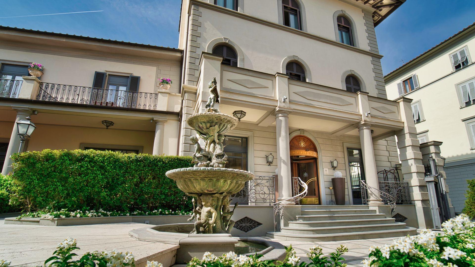 Montebello Splendid Hotel In Florence Italy New Hotel Montebello Splendid Florence Ficial Website Hotel